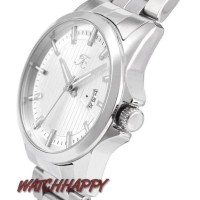 Jam Tangan Pria TEIWE COLLECTION TC-CL1001 Best Seller Silver CL1001