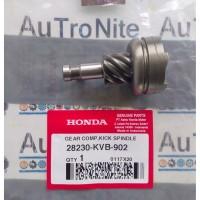 Gear Comp Kick Starter Driven 7T 28230-KVB-902 Honda Beat Vario 110