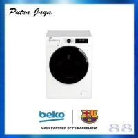 Front Load Beko Inverter 8 Kg WCV 8646 XO / WCV8646XO