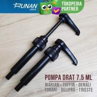 Syrup Pump Marjan - Pompa Syrup Drat Toffin Denali Torani Delifru