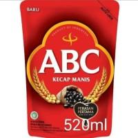 KECAP MANIS ABC 520ML.