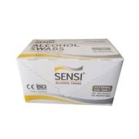 ALKOHOL SWAB SENSI/TISSUE ALKOHOL SWAB SENSI ISI 100PCS