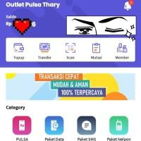 Pulsa / Perdana HP / Agen Pulsa / Paket Data / Voucher Game / WIFI