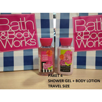 BATH & BODY WORKS BBW MAD ABOUT YOU GIFT SET