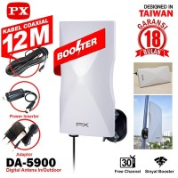 PX DA 5900B Antena Digital Indoor Outdoor/PX Antena TV Digital DA5900