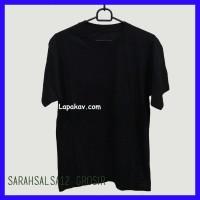 Ready Kaos Polos Oblong Cotton Combed 20S 24 Kombinasi Warna Size S M
