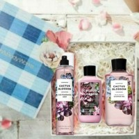 (VERSI A) HAMPERS LEBARAN❤BATH & BODY WORKS BBW GIFT SET PAKET BBW