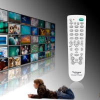 timemaster - Remote Control Portabel Universal untuk TV-139F