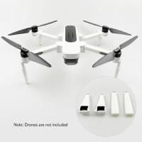 Landing Gear Foldable Tinggi untuk Drone RC Quadcopter Hubsan h117s
