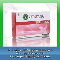 VITAYANG Beaulock Astaxanthin Vitamin C dan E