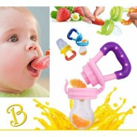 Peralatan Makan Bayi: Dot Bayi/Baby Bite Untuk Memberi Makanan Bayi