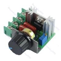 AC 220V 2000W SCR Voltage Regulator Dimmer Speed Controller