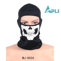 New Head Face Mask Skull Balaclava Head Mask Gator Black Hoo