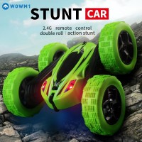 Jjrc D828 Mobil Rc 4Wd Off-Road Stunt Kecepatan Tinggi