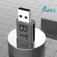 Cod 2 In 1 Adapter Receiver Bluetooth Wireless Aux Untuk Speaker