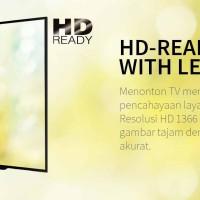 SHARP LED TV 32 INCH 2T-C32BA1I