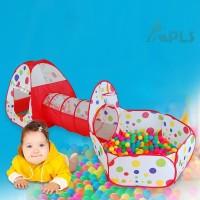 Tenda Kolam Mandi Bola Untuk Bayi / Anak