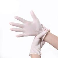 Sarung Tangan Nitrile Sekali Pakai Anti Air Untuk Ujian Medis
