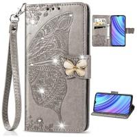 Samsung Galaxy S7 edge S8+ S9 Plus Flip Casing Bling Wallet Card