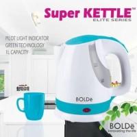 Nikita Official Store - SUPER KETTLE BOLDe ORIGINAL TEKO LISTRIK