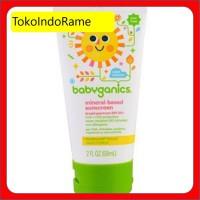Babyganics Sunscreen Lotion SPF50 59ml Water