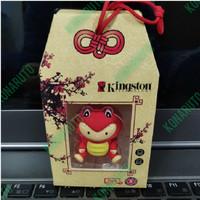 Flashdisk Kingston Shio Ular 8gb 2013 DTCNY13 USB Snake Edition