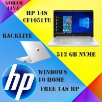 """HP 14s-cf1051TU - N4205,4GB,512 GB NVME,Intel UHD 610,14""""HD,Win10"""
