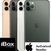 BNIB iPhone 11 Pro / 11 Pro Max 64GB 256GB RESMI iBox 64 256