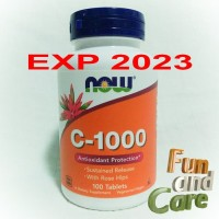 Now Foods C 1000 100 Tablets vitamin C Now Food Vitamin C 1000 Vit C