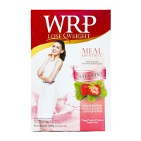 WRP Lose Weight Meal Replacement Strawberry 300gr - Susu Diet 6x50g