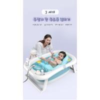Bak Mandi Bayi Lipat/Babyinner Folding Bath/Baby Bath Tub dupe Karibu