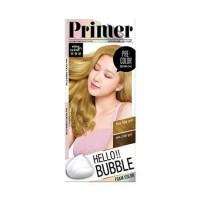 Hello Bubble Hair Color Primer ( Bleaching ) Ready Stock