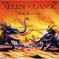 Russell Allen & Jorn Lande - Battle 1CD 2005