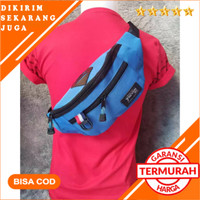 TAS WAIST BAG COWOK / TAS SELEMPANG MODEL TERBARU / TAS PINGGANG DADA
