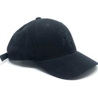 New Topi / Cap Baseball MLB New York Yankee Black/Black Original