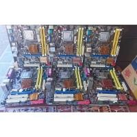 Motherboard G31 LGA 775 DDR2 | ASUS | MSI