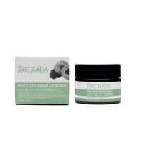 Sensatia Botanicals Pouty Lips Sugar Lip Scrub 20ml Original
