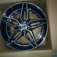 Velg JF Luxury R18 5x114 CRV, HRV, BRV, Civic, Innova