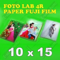 Cetak Foto 4R Paper Fuji Film