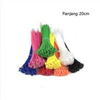 Kabel Ties Bahan Plastik Nilon High Quality
