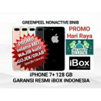 IPHONE 7 PLUS / 7+ 128GB (GARANSI APPLE INDONESIA/iBOX)