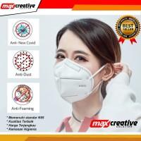 masker KN95 / N95 NIOSH kualiatas International kemasan higienis