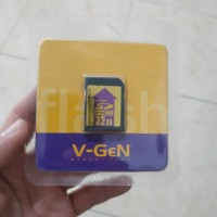 V-Gen SD Card SDHC 32GB VGen Memory