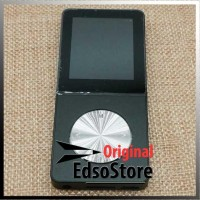 Metal HiFi DAP MP3 Player LCD E-Book FM Radio Clock 8GB