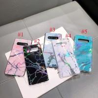 Casing Samsung Galaxy S10 Plus S10e S7 Edge S8 S9 Plus Note 9 Note 8