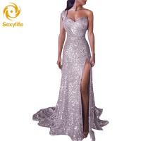 Long Dress Maxi Model Formal untuk Pesta Cocktail Prom Malam Pernik TG