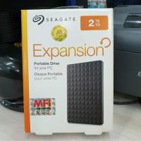HARDISK HARDDISK HDD EXTERNAL EKSTERNAL SEAGATE EXPANSION 2TB