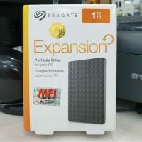 HARDISK HARDDISK HDD EXTERNAL EKSTERNAL SEAGATE EXPANSION 1TB
