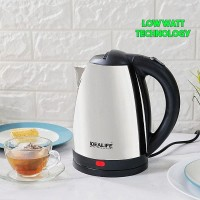 Idealife Electric Kettle Teko Listrik Stainless Steel 1.8 Liter IL-110