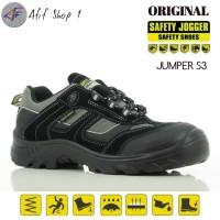 Sepatu Safety Jogger Jumper S3 Original - Safety shoes jogger
